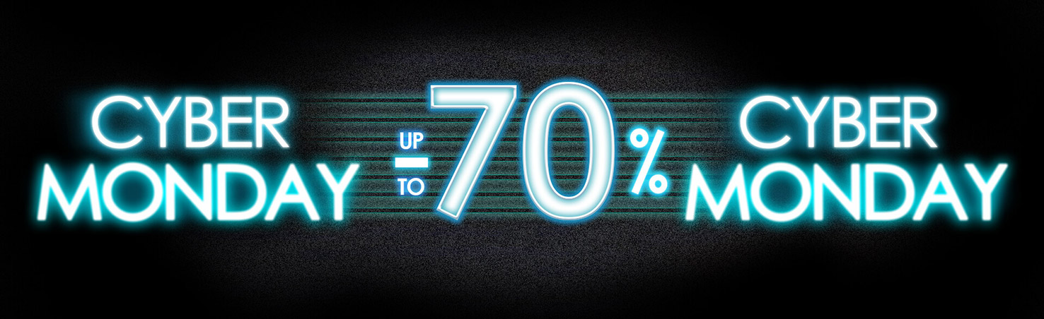 cyber monday в Плей Тудей 70%